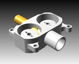 """Aluminum FWC """"HYFI"""" Gen3.1"""