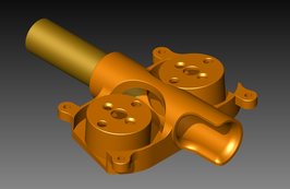 "3D Printed FWC ""DEMO"" Gen 4.0"