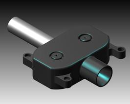 """3D Printed FWC """"HYFI"""" Gen3"""