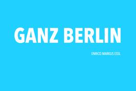 GANZ BERLIN IST EINE WOLKE
