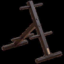Body Solid Hantelscheiben Ständer Deluxe 25,4 mm