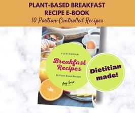 Plant-Based Breakfast Recipe E-Book
