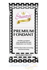 Shantys Premium Fondant / Rollfondant -  1 kg