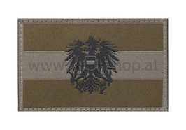"Patch ""Austria Emblem Flag"""