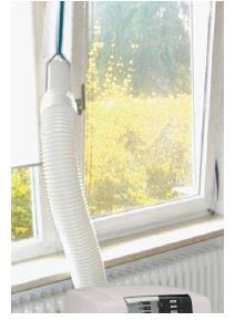 Novaer Fensterabdichtung window seal 300 - 300 cm x 40 cm (Fenster)