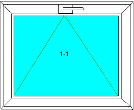 Nur Kipp Softline 82MD, Farbe: Weiß