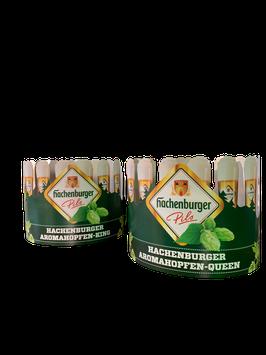 "Pappkrone ""Hachenburger Aromahopfen-King"""
