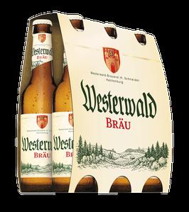 Westerwald-Bräu Six-Pack 6 x 0,33l