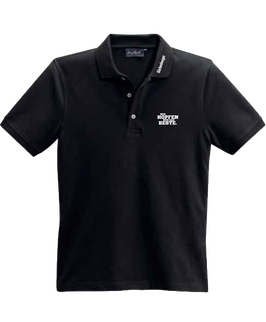 "Poloshirt Herren ""Black Edition"""