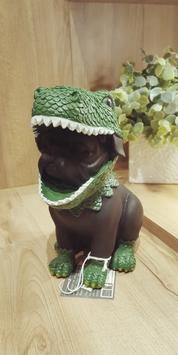 Bouledogue dinosaure