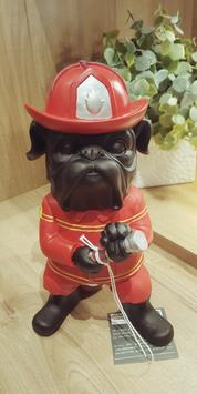 Bouledogue pompier