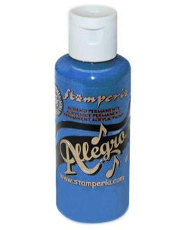Stamperia Allegro Paint-Blue Navy