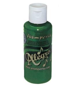 Stamperia Allegro Paint-Hunter Green