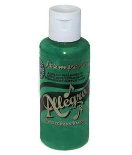 Stamperia Allegro Paint-Dark Green