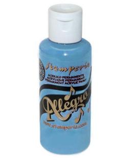Stamperia Allegro Paint-Powder Blue
