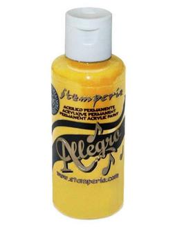 Stamperia Allegro Paint-Saffron