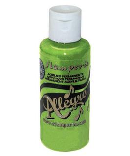 Stamperia Allegro Paint-Spring Green