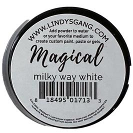 Lindy's-Magical/Milky Way White
