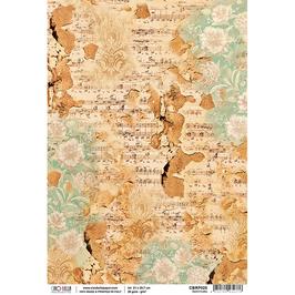 Ciao Bella-Reispapier/CBRP025-Partitura