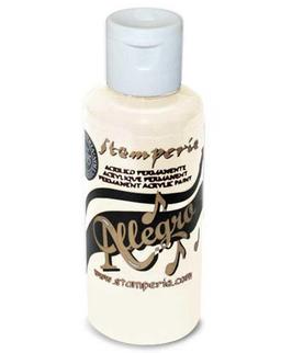 Stamperia Allegro Paint-Ivory
