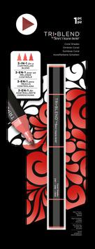 Spectrum Noir-TriBlend Marker/Coral-Shades