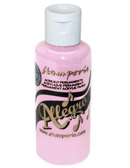 Stamperia Allegro Paint-Lilac