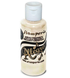 Stamperia Allegro Paint-Old Ivory
