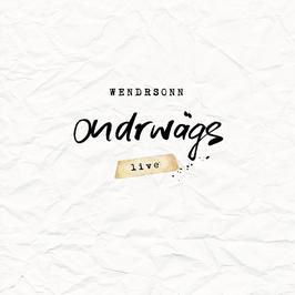 WENDRSONN ondrwägs (live) CD / Schwoba Folk Rock / Mundart
