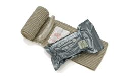 Emergency Bandage, oliv