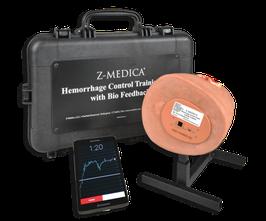 QuikClot® Hemorrhage Control Trainingskoffer mit Biofeedback