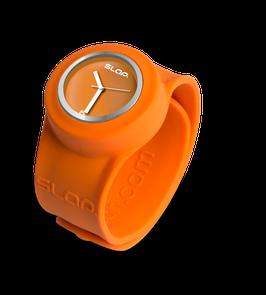 Slapwatch Uhr Neon Orange