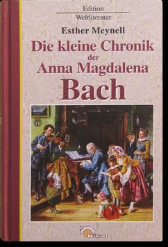 Die kleine Chronik der Anna Magdalena Bach, gebraucht + 2 Bach-Geschenke *