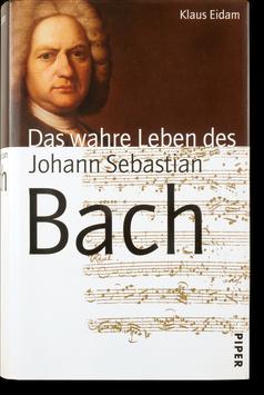Das wahre Leben des Johann Sebastian Bach, gebraucht + 2 Bach-Geschenke *