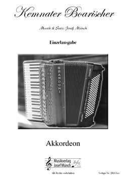 Einzelausgaben für Akkordeon