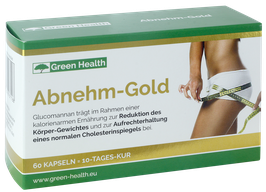 WEIGHT LOSS GOLD Capsules 60 pieces