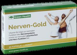 NERVE GOLD Capsules 30 pieces