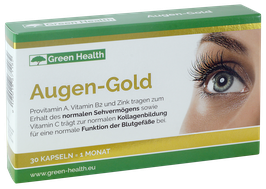 EYES GOLD Capsules 30 pieces