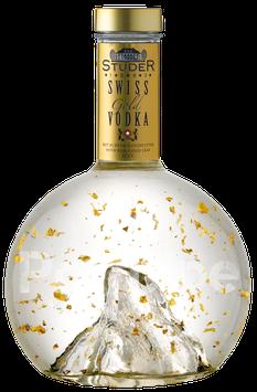 Studer's Swiss Gold Vodka