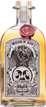 Draft Brothers Wood'n Gin