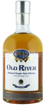 Old River Whisky Classic Swiss Barrique Cask