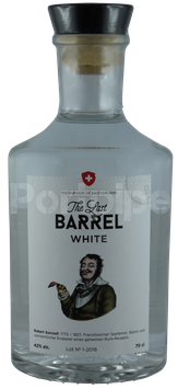 The Last Barrel White