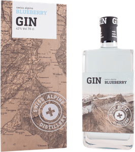 Swiss Alpine Blueberry Gin