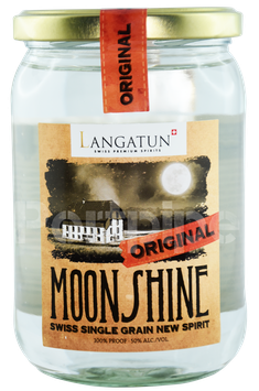 Moonshine, New Spirit, White Whisky