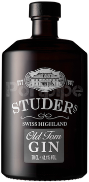 Studer's Swiss Highland Old Tom Gin