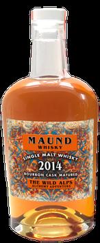 J.O. MAUND Single Malt Whisky 2014