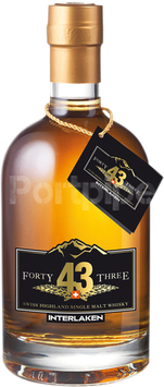 Swiss Mountain Single Malt Forty 43 Three