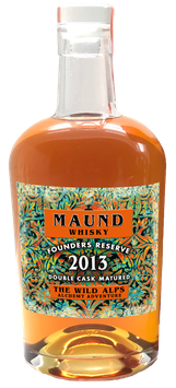 """J.O. MAUND WHISKY """"FOUNDERS RESERVE 2013"""" LIMITED EDITION"""