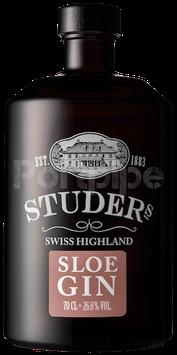 Studer's Swiss Highland Sloe Gin