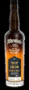 Macardo 1904 Opening Edition