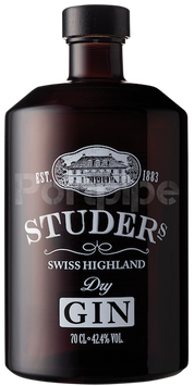 Studer's Swiss Highland Dry Gin